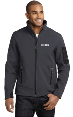 The Heights -Men's Eddie Bauer® Rugged Ripstop Soft Shell Jacket