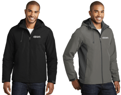 The Heights - Mens Port Authority® Merge 3-in-1 Jacket