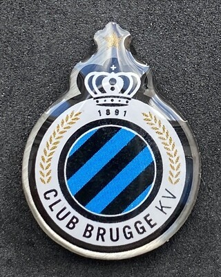 Club Brugge (Belgium) Logo Pin