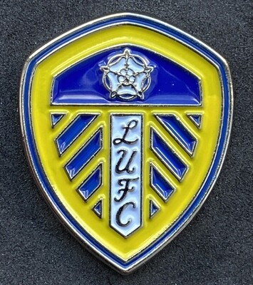 Leeds United FC (England) Logo Pin Badge