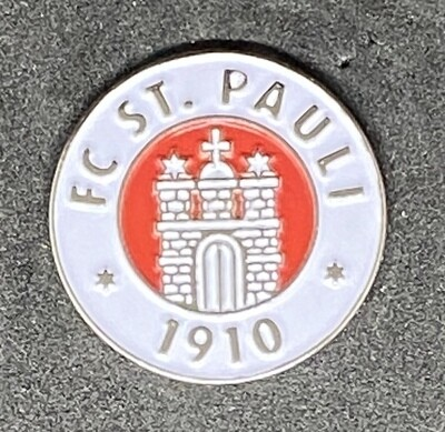 FC Sankt Paul (Germany) Pin Badge Logo