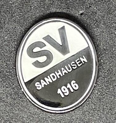 SV Sandhausen (Germany) Pin Badge Logo