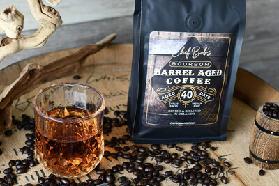 Angel's Share Bourbon Barrel Aged Coffee {VERY Limited Edition}