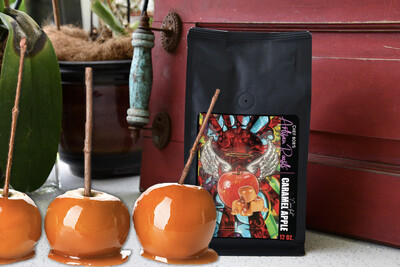 Cinn-ful Caramel Apple Artisan Roasts Flavored Coffee {Seasonal Roast}