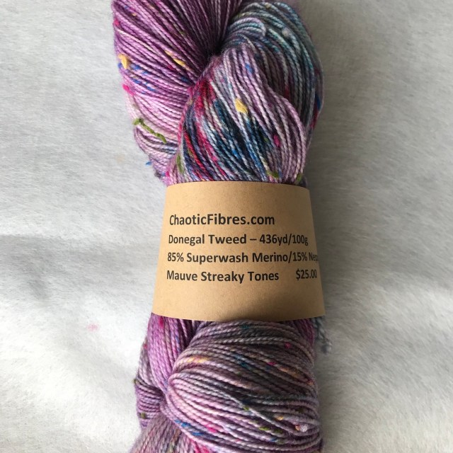 Donegal Tweed with Nepps - 100g