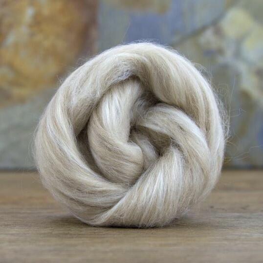 Alpaca/Tussah Silk Top