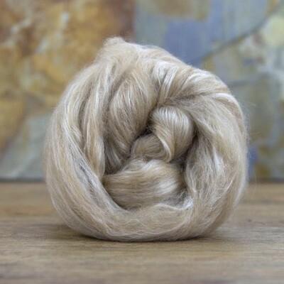 Baby Camel/Tussah Silk Top
