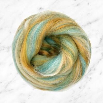 Blue Faced Leicester/Eri Silk