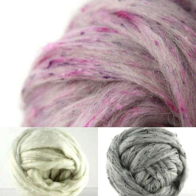 Tweed Top (S. American Wool/Viscose)