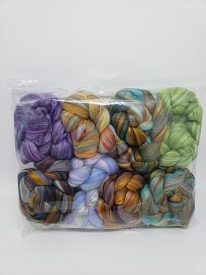 Merino Silk 8x30g Colour Pack - 240g
