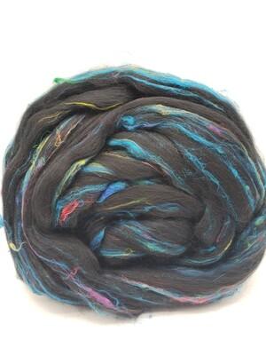 Custom Blend - Merino/Sari Silk