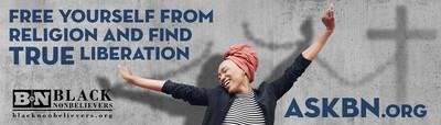 True Liberation Bumper Sticker - Woman (New!) 10 x 3