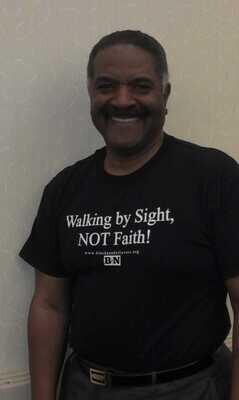 BN Slogan T-shirt - Black (3X Available!)