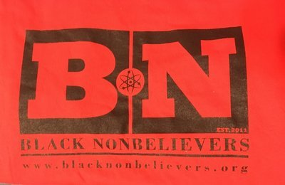 BN Logo T-shirt - Red (with Black Ink)