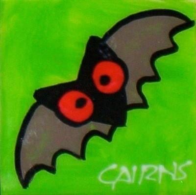 Bat Coaster
