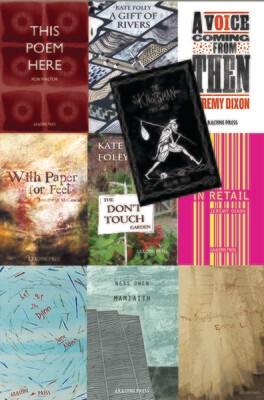 Gloucester Poetry Festival Book Bundles