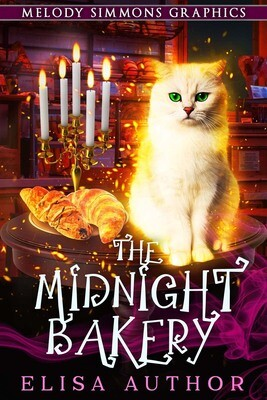 The Midnight Bakery - Click to view SET of 3