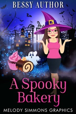 Witch Bakery- Click to view SET of 3