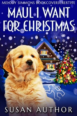 Maul I Want for Christmas - Single Cover