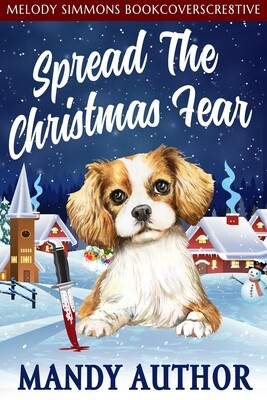 Spread The Christmas Fear - Single Cover