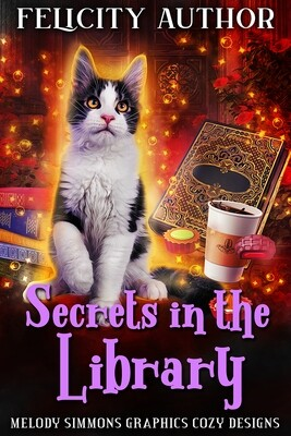 Secrets in the Library - Click to view SET of 3