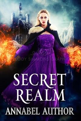 Secret Realm - Set of 3 Covers