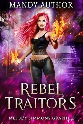Rebel Traitors - Set of 3 Covers