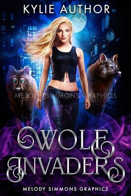 Wolf Invaders - Set of 3 Covers