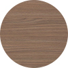 Mild walnut panel*