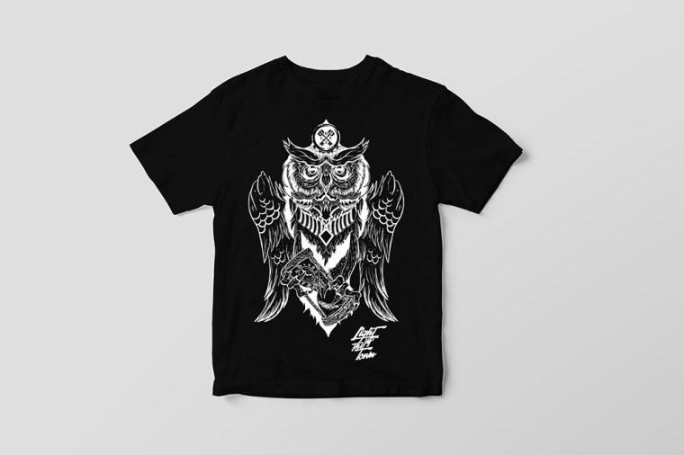 OWL -SHIRT
