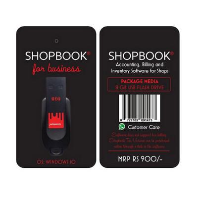 Shopbook Plus - FD PACK