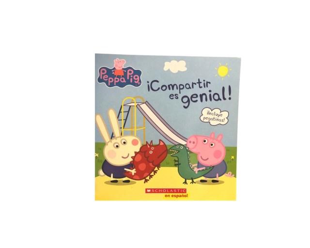Peppa Pig ¡Compartir es genial!