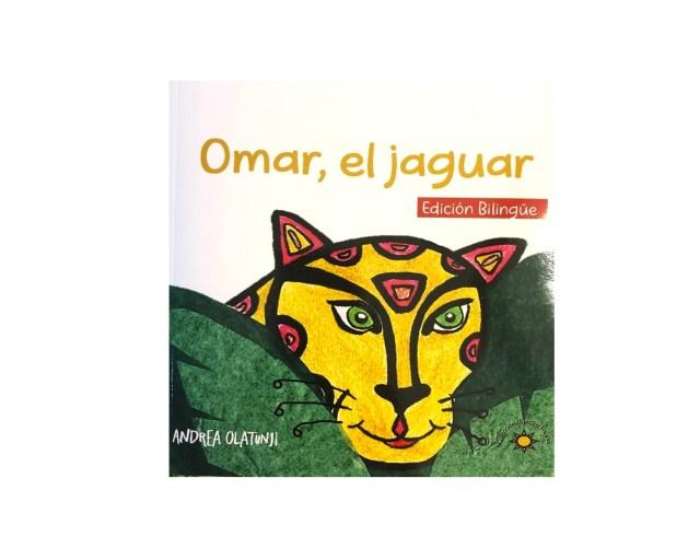 Omar el jaguar. Bilingual Edition.