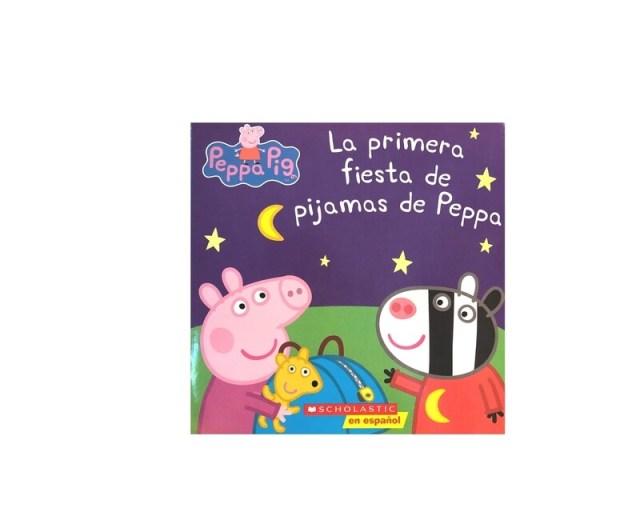Peppa Pig. La primera fiesta de pijamas de Peppa.