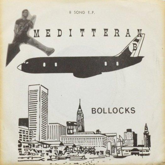 Bollocks. Unreleased and Mediteran Tracks +/- Vinyl