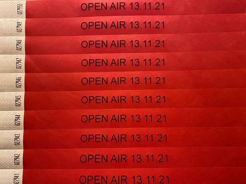 Fassenachtseröffnung am 13.11.2021 - Dorfplatz Spay