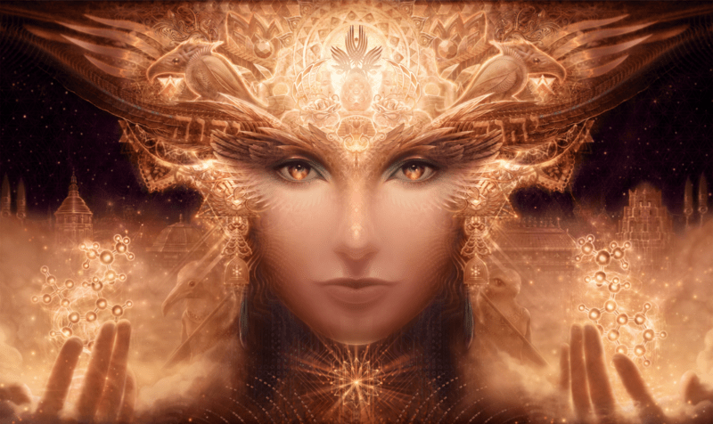 Celestial Healer- Limited Edition Canvas Prints