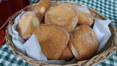 Doughnut. Cranleigh Bakery.