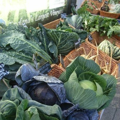 Large veg box - delivery Thursday 1 October