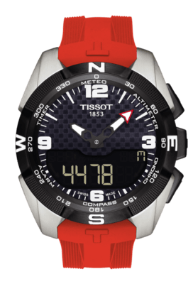 Tissot collection T-Touch