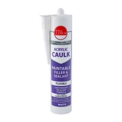 General Purpose Acrylic Caulk 300ml