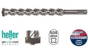 26.0mm x 250mm (200mm cutting) SDS Plus Bionic Pro Drill Bit Pack of 1