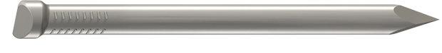 75mm Oval Nail Bright 2.5kg Tub