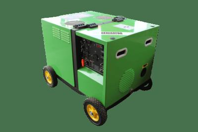 GreenPower Low Noise Gas Generator