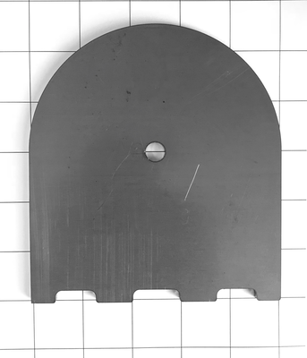 Air Spring Mounting Plate