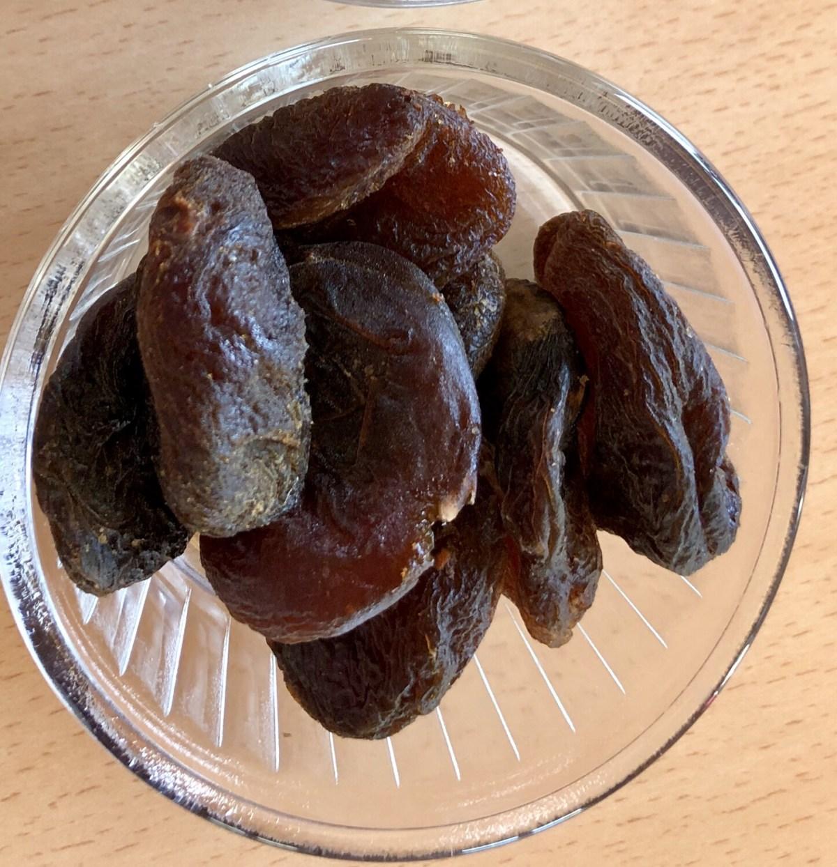 Abricots secs entiers en 1 kg