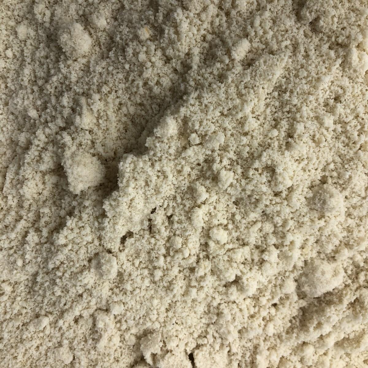 Farine d'amande Blanche Bio: 1 kg (20,49% de protéines)