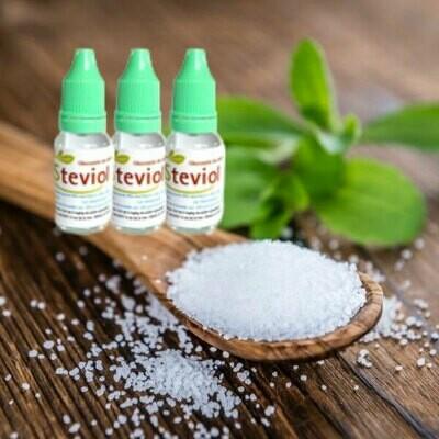 Extraits de stévia liquide 15 ml x3