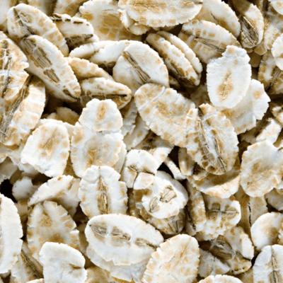 Flocons d'orge bio - 1 kg
