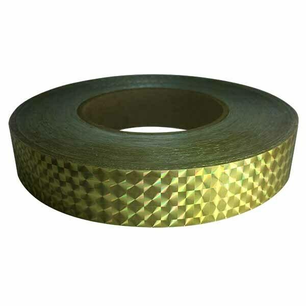 Prismatic Tape, Gold